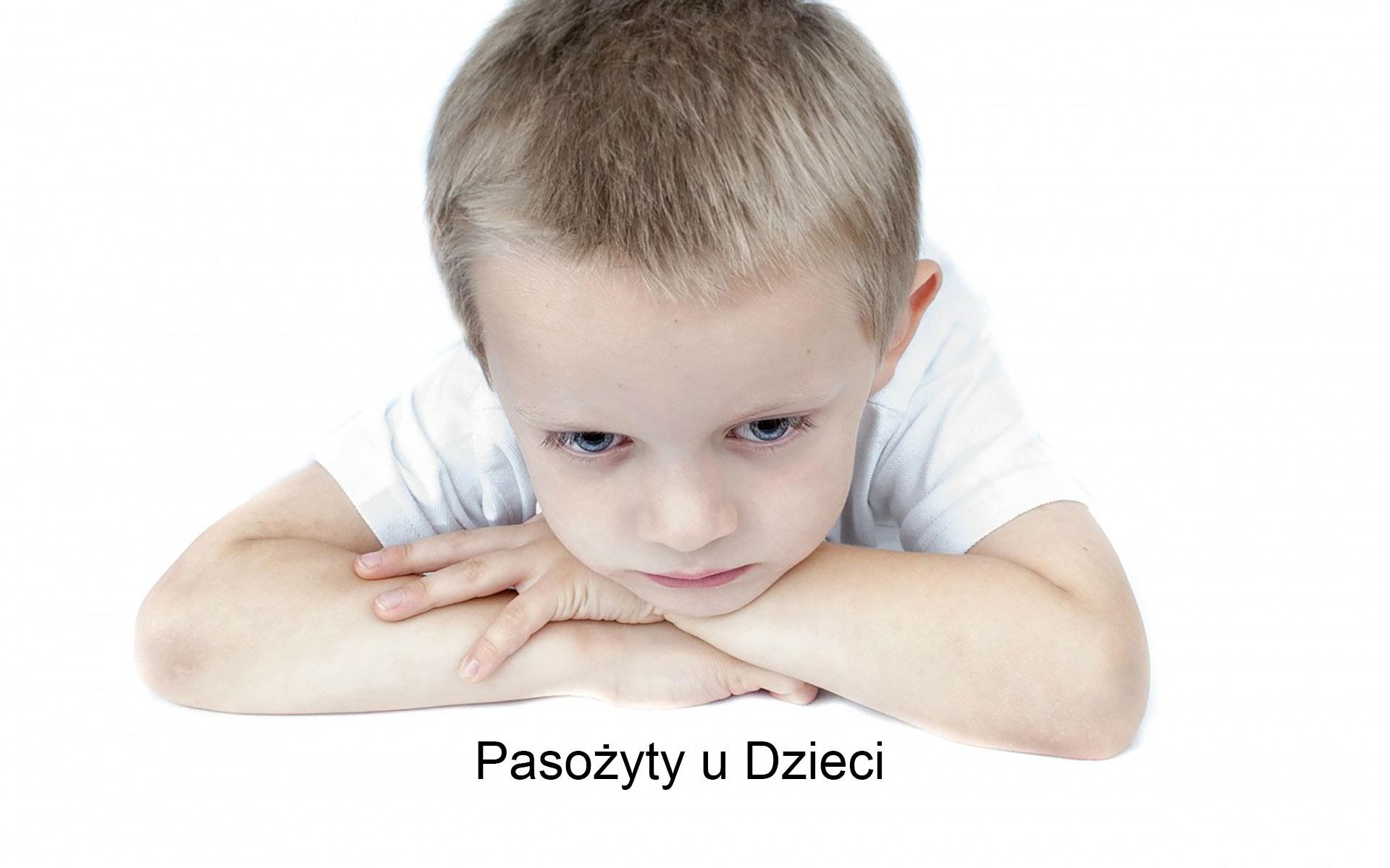 pasozyty u dzieci